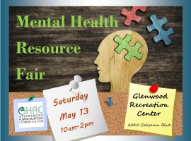 Mental Health Resource Fair